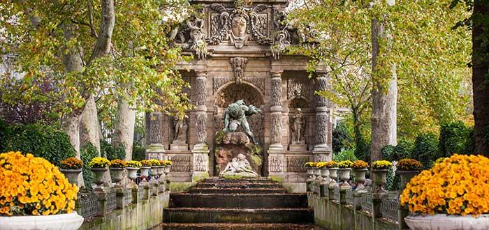 Qué ver en Francia | Jardines de Luxemburgo