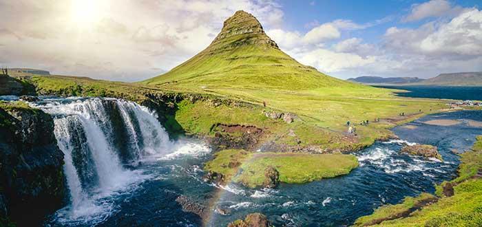 La península de Snaefells, la Islandia más espectacular. 1