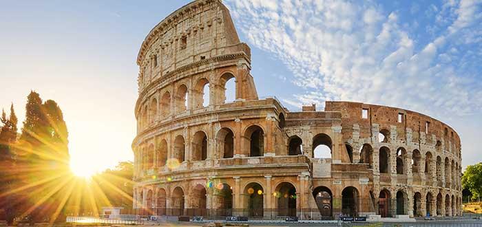 Lugares turísticos de Europa   Coliseo Romano