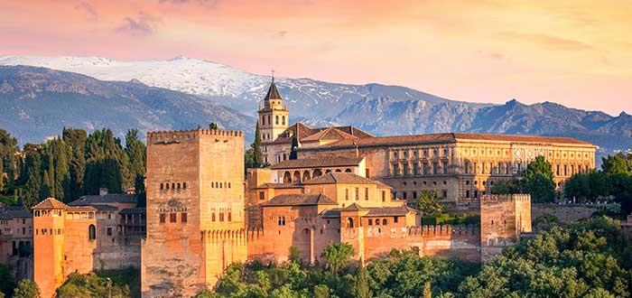 Lugares turísticos de Europa   La Alhambra