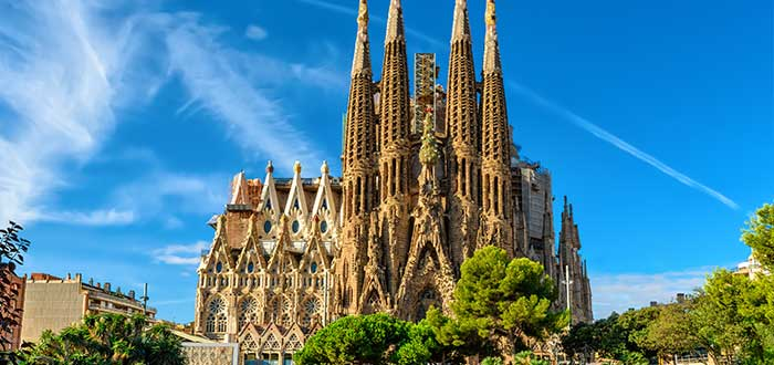 Lugares turísticos de Europa   Sagrada Familia