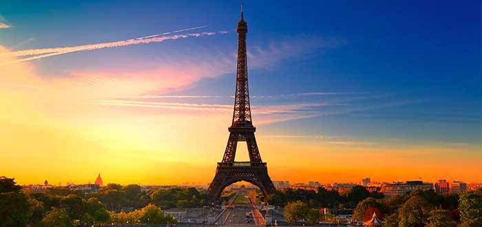 Lugares turísticos de Europa   Torre Eiffel