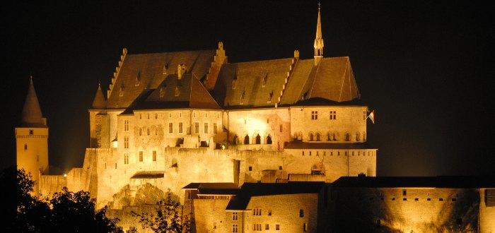 Qué ver en Luxemburgo | Castillo de Vianden