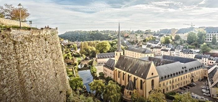 Qué ver en Luxemburgo | Neumünster Abbey