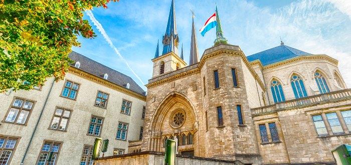 Qué ver en Luxemburgo | Catedral de Santa María de Luxemburgo