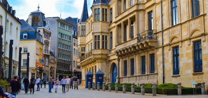 Qué ver en Luxemburgo | Palacio Gran Ducal de Luxemburgo