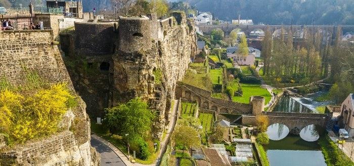 Qué ver en Luxemburgo | Casemates du bock