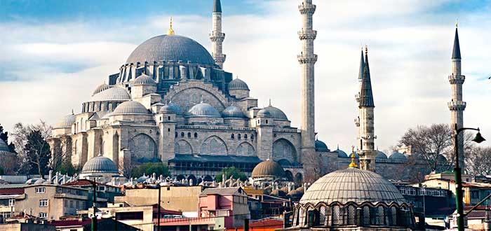 Qué ver en Turquía | Mezquita de Solimán