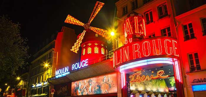 Qué ver en Francia | Moulin Rouge