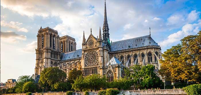 Qué ver en Francia | Catedral de Notre Dame