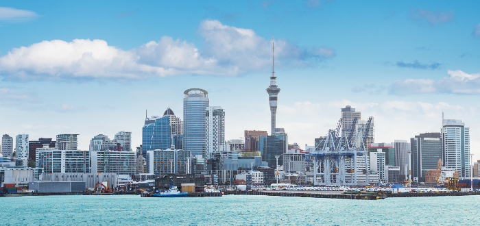 Qué ver en Nueva Zelanda | Sky Tower