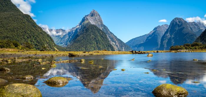 Qué ver en Nueva Zelanda | Milford Sound