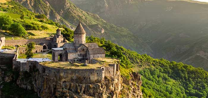Países baratos para viajar | Armenia