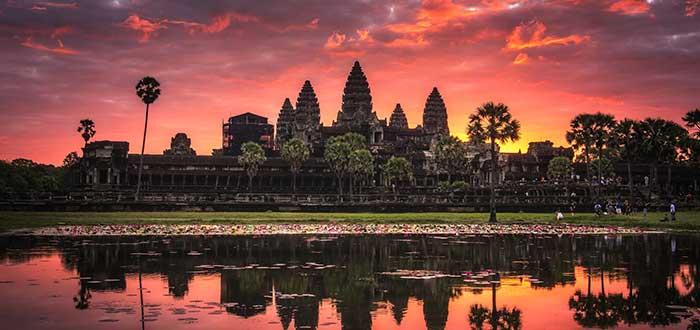 Países baratos para viajar | Camboya