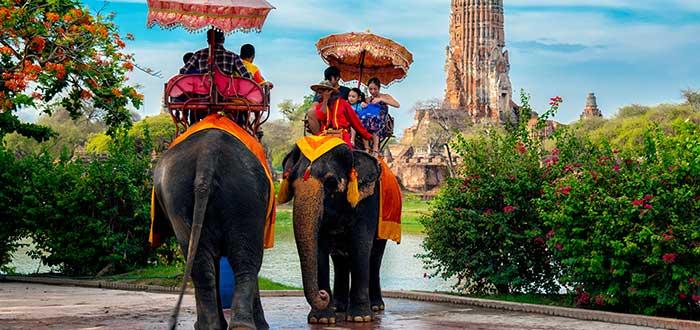 Países baratos para viajar | Tailandia