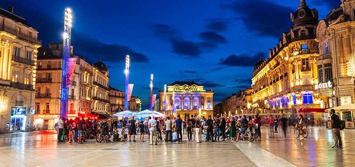 Qué ver en Montpellier | Place de la Comédie