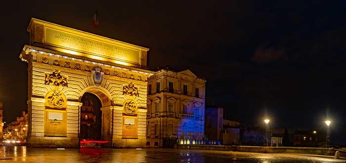 Qué ver en Montpellier | Porte du Peyrot