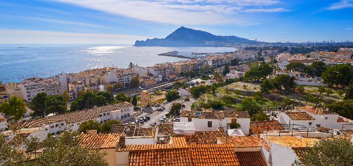 Pueblos de España | Altea Alicante