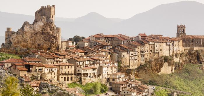 Pueblos de España | Frias (Burgos)