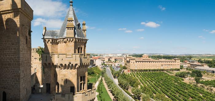 Pueblos de España | Olite Navarra