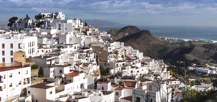 Los 10 Pueblos más bonitos de España | Mojácar (Almería)