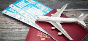 Documentación necesito para viajar a USA: Pasaporte, billetes, avión