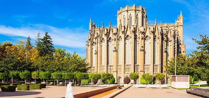 Qué ver en Álava | Catedral de María Inmaculada, Madre de la Iglesia