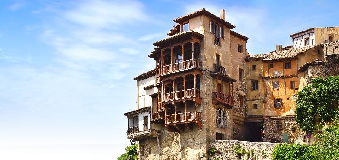 Qué ver en Cuenca | Casas Colgadas