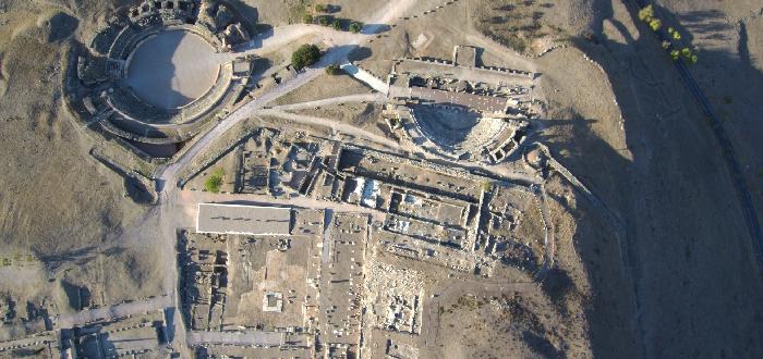 Qué ver en Cuenca | Parque Arqueológico de Segóbriga