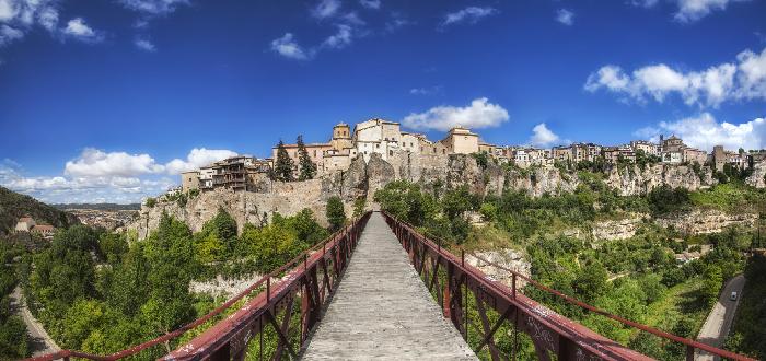 Qué ver en Cuenca | Puente de San Pablo