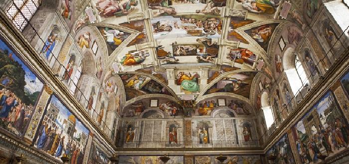 Qué ver en El Vaticano | Capilla Sixtina