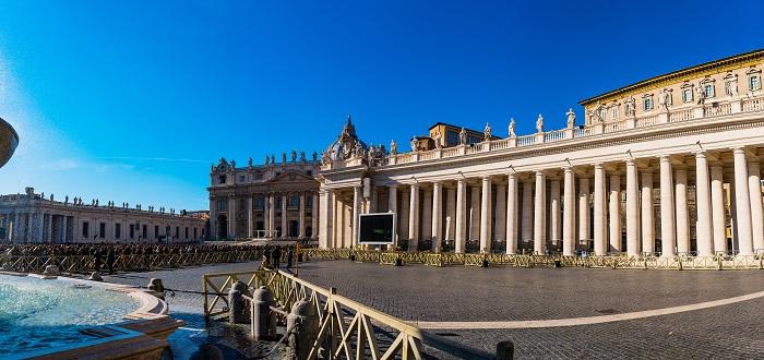 Qué ver en El Vaticano | Palacio Apostolico