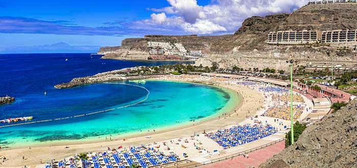 Qué ver en Gran Canaria | Playa de Amadores