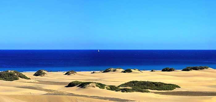 Qué ver en Gran Canaria | Playa del Inglés
