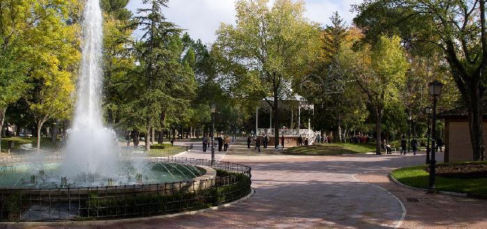 Qué ver en Guadalajara España | Parque de la Concordia