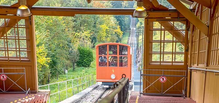 Qué ver en Heidelberg | Heidelberg Bergbahn