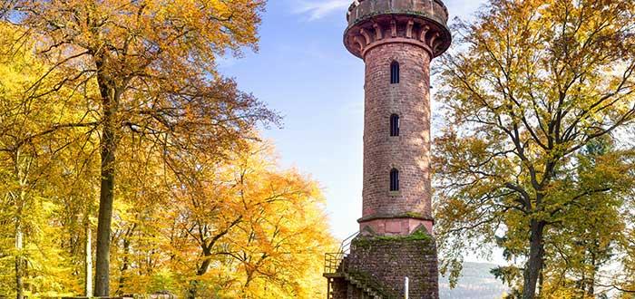 Qué ver en Heidelberg | Heililigenberg