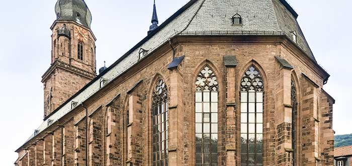 Qué ver en Heidelberg | Iglesia del Espíritu Santo