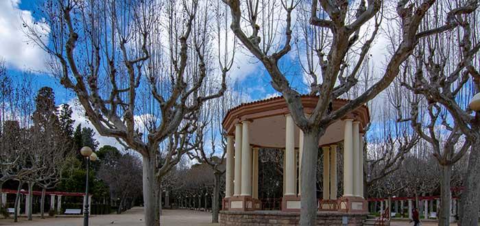 Qué ver en Huesca | Parque Miguel Servet