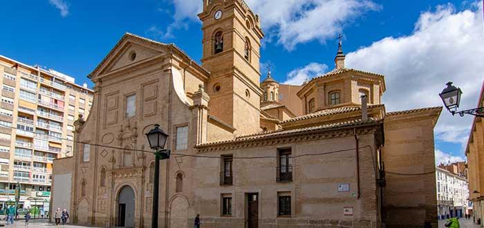 Qué ver en Huesca | Parroquia de Santo Domingo y San Martín