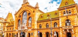 Qué ver en Hungría | Mercado Central de Budapest