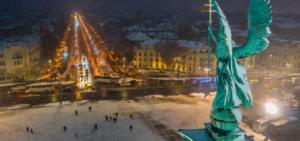 Qué ver en Hungría | Plaza de los Héroes