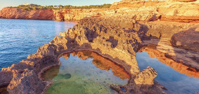 Qué ver en Ibiza | Cala Saladeta