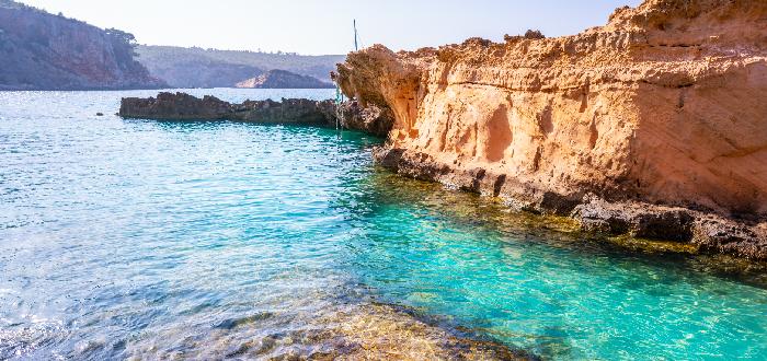 Qué ver en Ibiza   Cala Xarraca