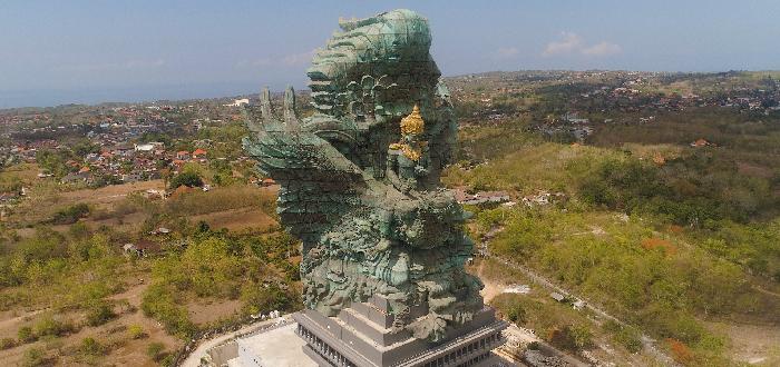 Qué ver en Indonesia | Garuda Wisnu Kencana