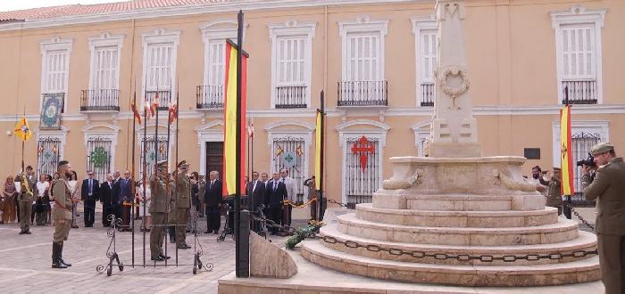 Qué ver en Melilla Monumento a los Héroes de Taxdirt