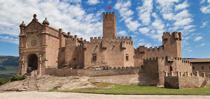 Qué ver en Navarra | Castillo de Javier