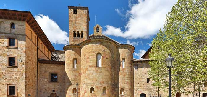 Qué ver en Navarra | Monasterio de Leyre