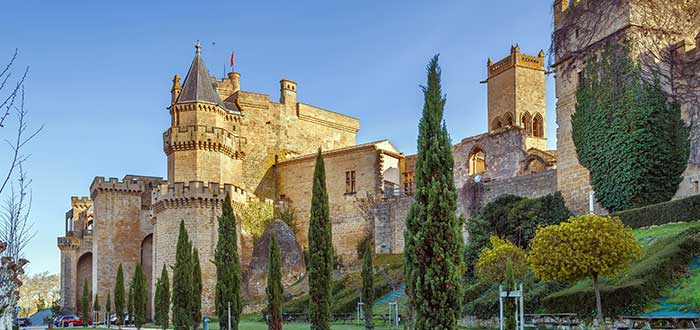 Qué ver en Olite | Palacio Real de Olite