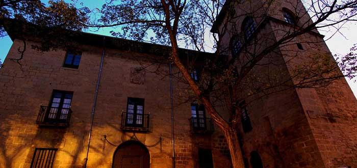 Qué ver en Olite | Palacio de los Mencos